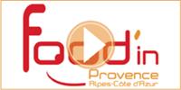 Voir la vidéo de présentation Food in Provence Alpes Côte d'Azur
